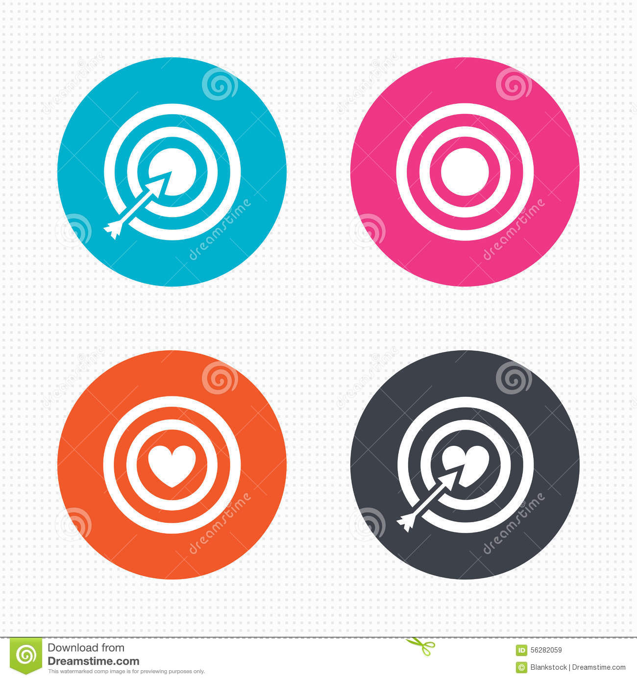 Arrow circle target clipart freeuse library Arrow circle target clipart - ClipartFest freeuse library