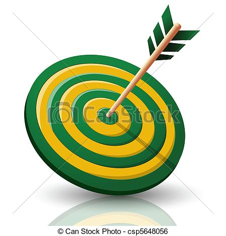 Arrow circle target clipart image free download Arrow circle target clipart - ClipartFest image free download