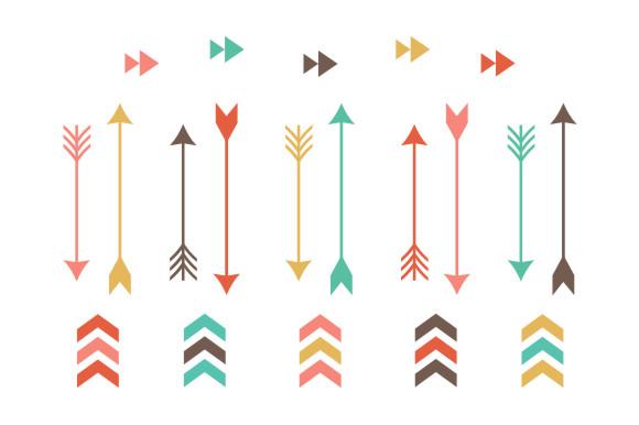 Arrow clip art free clip free Tribal Arrow Clipart - Clipart Kid clip free