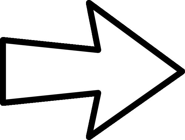 Arrow clipart png White arrow clipart - ClipartFest png