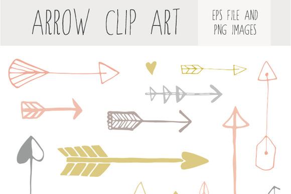 Clipartfest handdrawn clip art. Arrow clipart cute