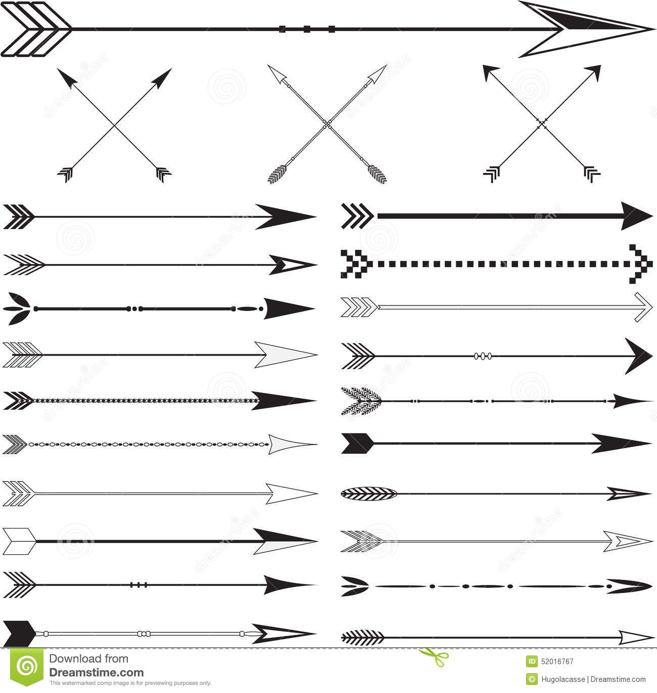Arrow clipart free tribal picture library download Tribal arrow clipart free - ClipartFest picture library download