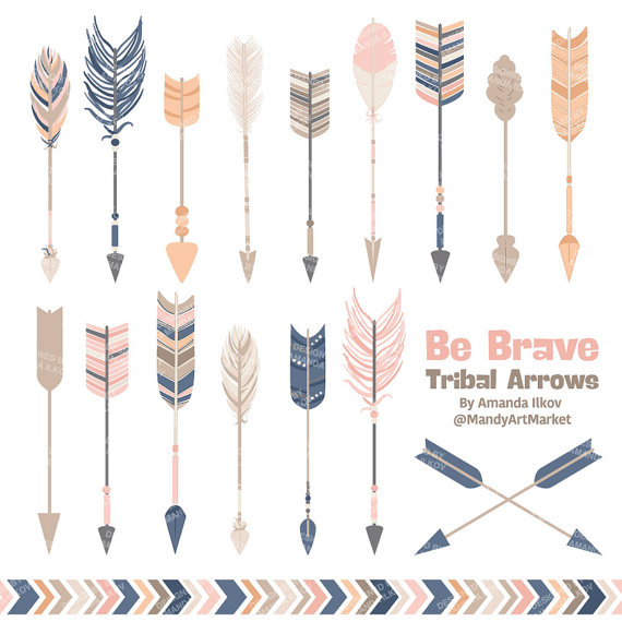 Arrow clipart free tribal clipart transparent library Tribal arrow free clipart - ClipartFest clipart transparent library