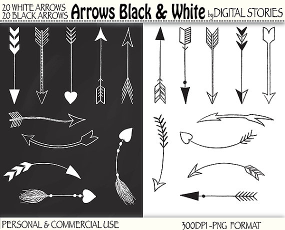Arrow clipart tribal graphic library stock Tribal arrow clipart free - ClipartFest graphic library stock