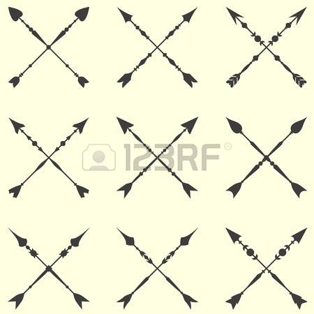 Arrow clipart with big arrowhead. Indian stock photos pictures