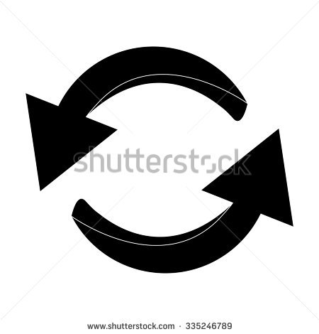 Arrow cycle clipart clip royalty free download Shutterstock Mobile: Royalty-Free Subscription Stock Photography ... clip royalty free download