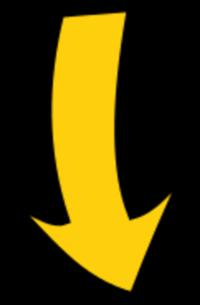 Arrow down clip art vector royalty free Arrow Down Clipart - Clipart Kid vector royalty free