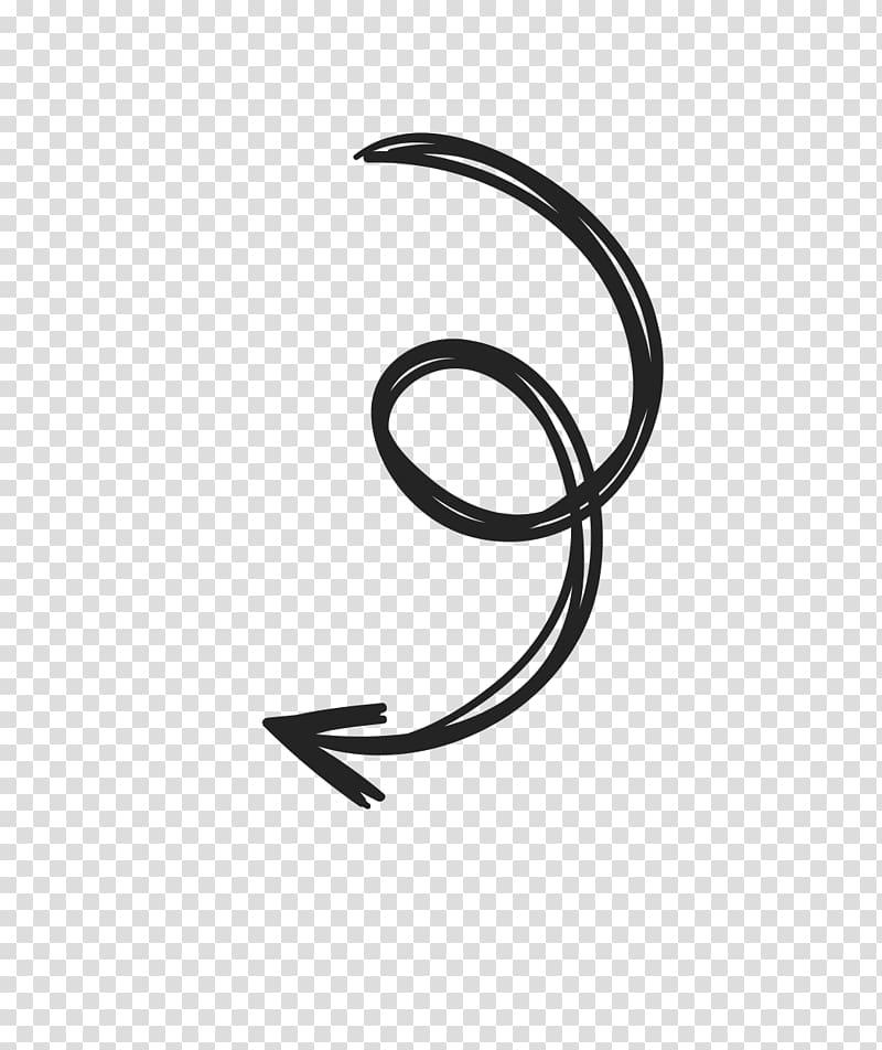 Arrow drawing clipart vector Swirling arrow illustration, Arrow Drawing Sketch, Arrow sketch ... vector