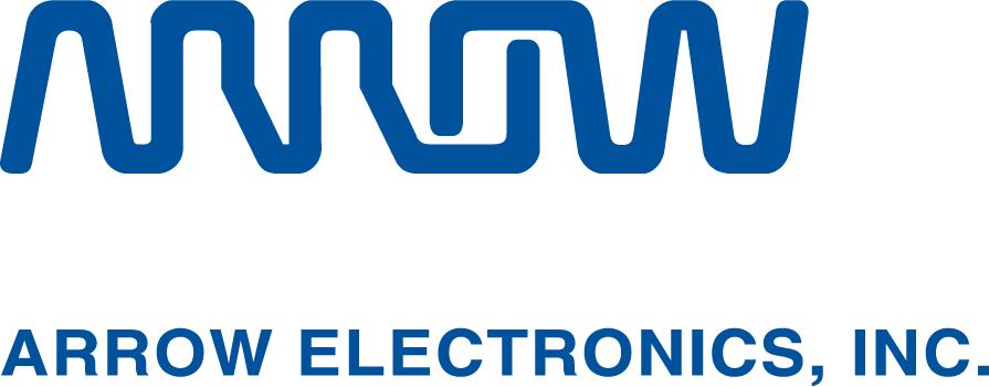 Arrow electronics. Logo oil and energy