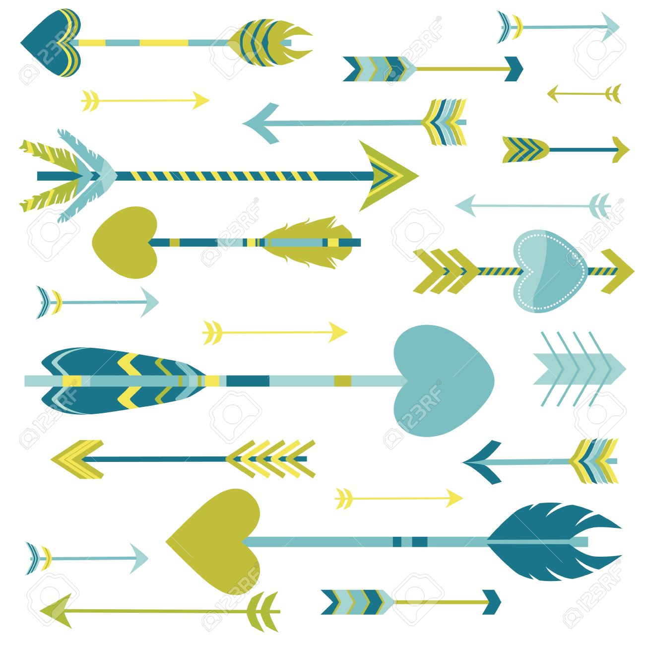 Arrow feather images clipart picture freeuse 5,933 Arrow Feathers Stock Illustrations, Cliparts And Royalty ... picture freeuse