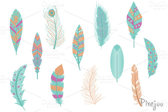Arrow feather images clipart vector freeuse stock Feather Arrow Clipart - Clipart Kid vector freeuse stock