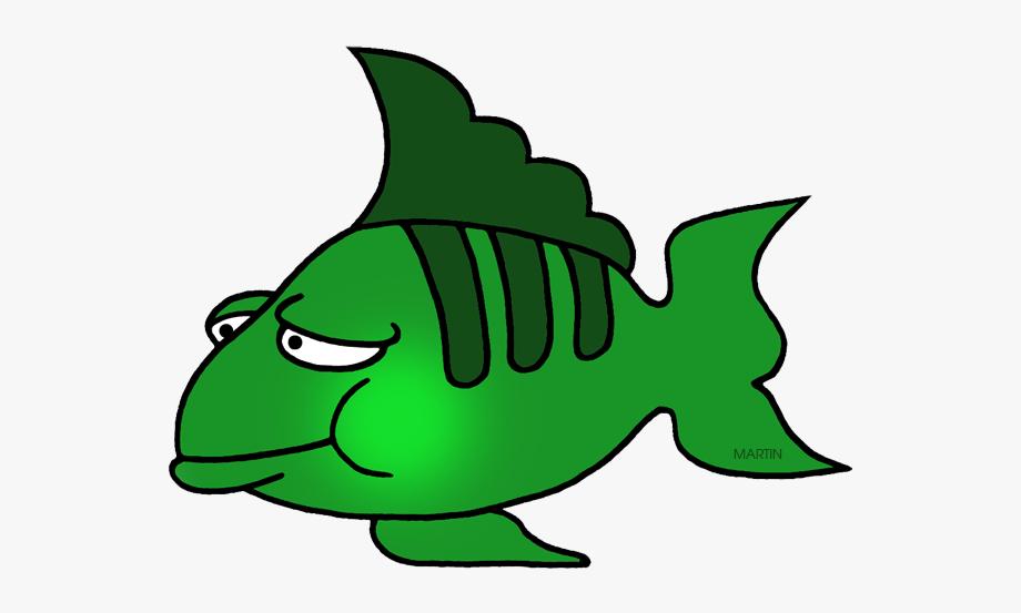 Arrow fish gills clipart