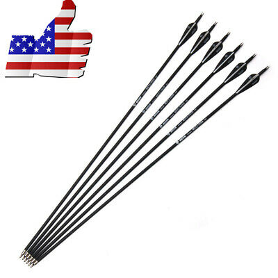 Arrow flite clipart clip black and white stock Fletched - Fiberglass Arrows clip black and white stock