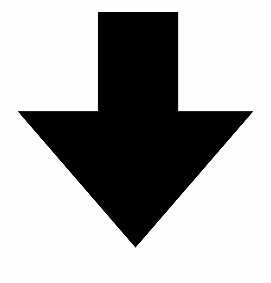 Arrow pointing down clipart image royalty free stock Down Arrow Clipart 150274 Downward 2400 Clip Art - Arrow Pointing ... image royalty free stock