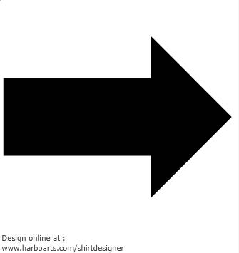 Clipartfest shape vector. Arrow graphic