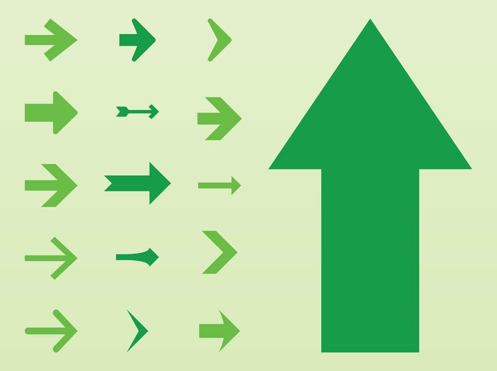 Arrow graphic. Graphics free vectors ui