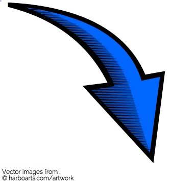 Download vector. Arrow graphic
