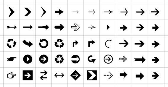 Arrow graphic free png royalty free library Arrow icons free, vector image - 365PSD.com png royalty free library