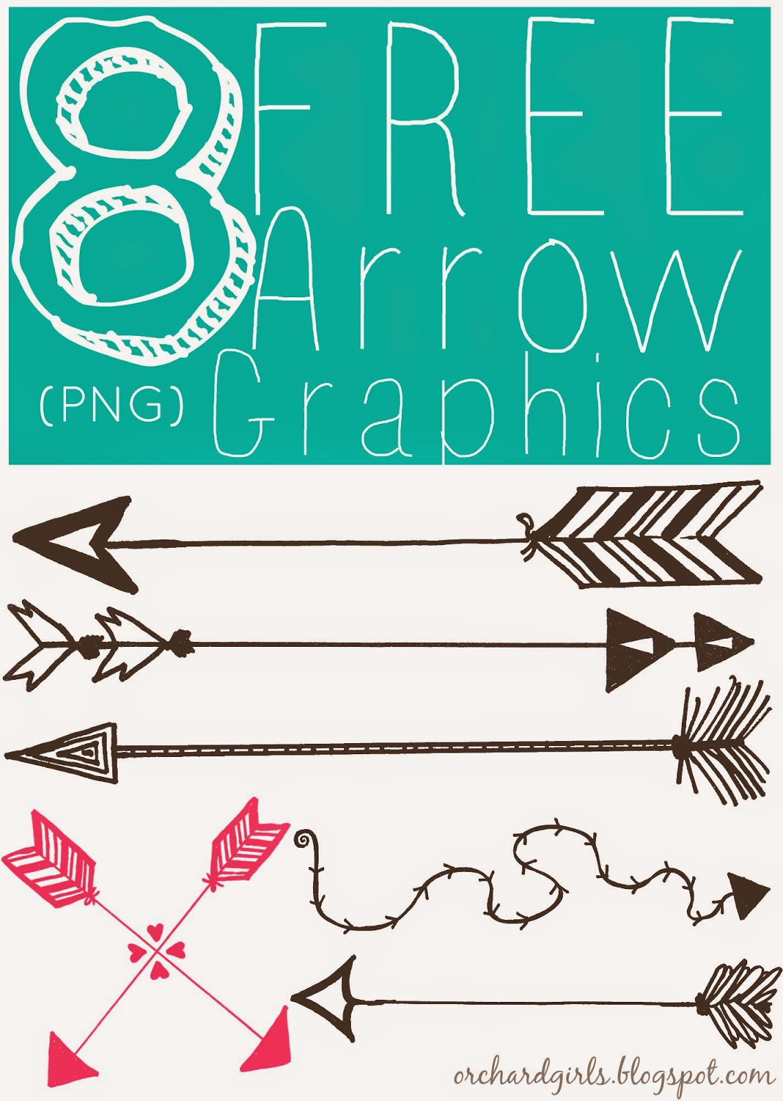 Arrow graphic free png transparent download Free arrow graphic - ClipartFest png transparent download