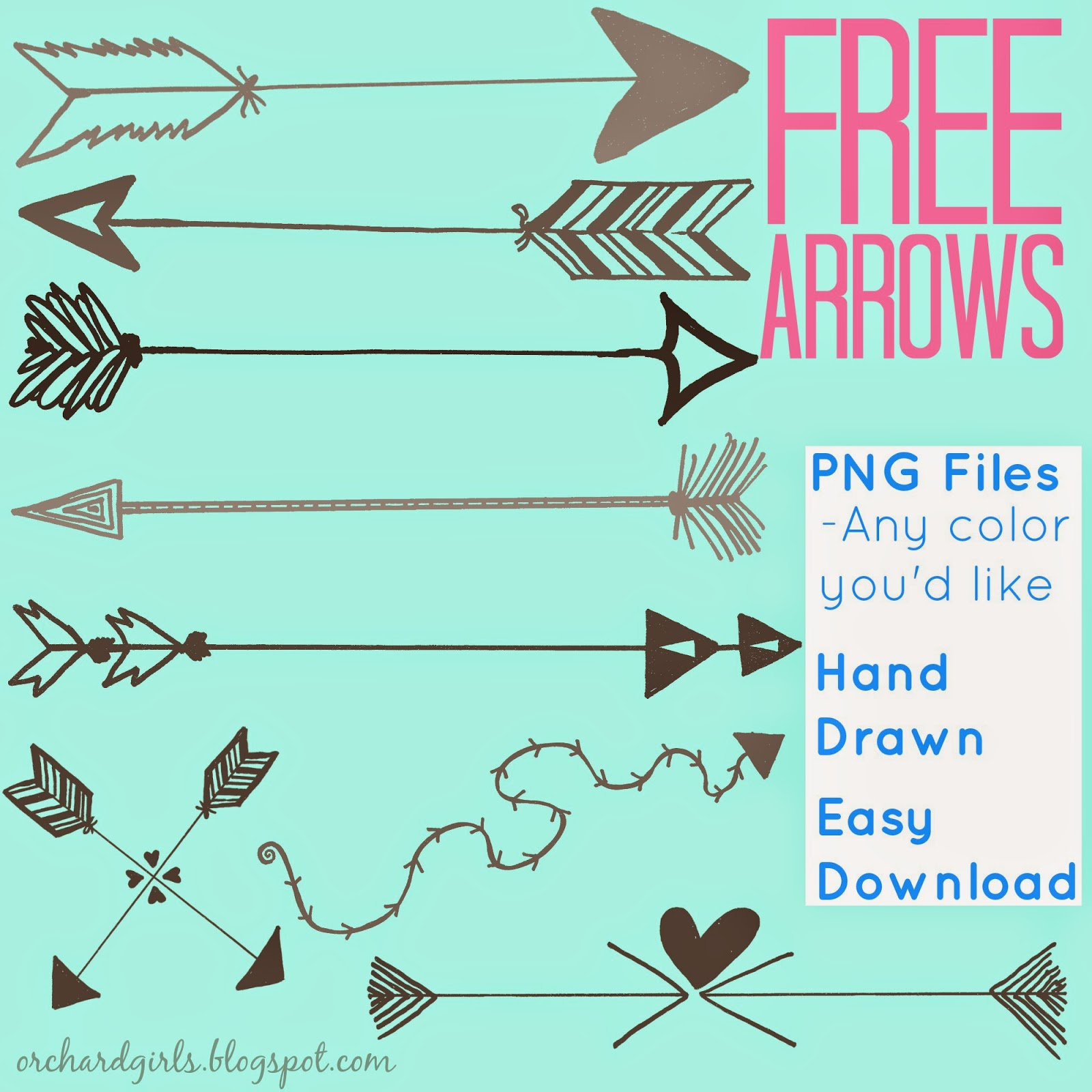 Arrow graphic free free library Free arrow graphic - ClipartFest free library