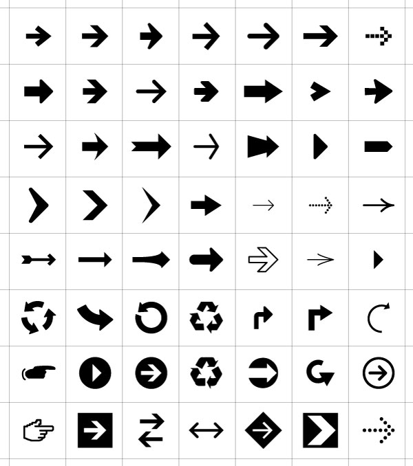 Arrow graphic free svg freeuse stock 350+ Free Graphics: Vector Arrow Symbols and Shapes svg freeuse stock