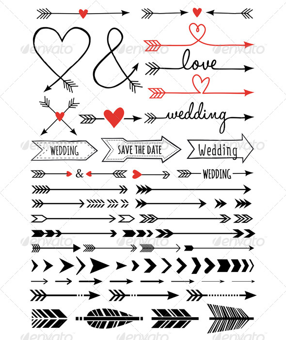 Arrow graphic free graphic library Hand-drawn arrow graphics // Free Download | In the corner, Arrow ... graphic library