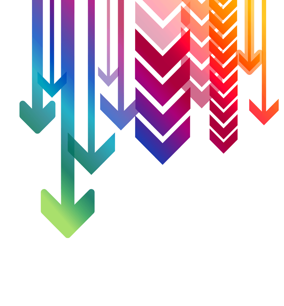 Graphic arrows freeuse stock Multiple Arrows Down transparent PNG - StickPNG freeuse stock