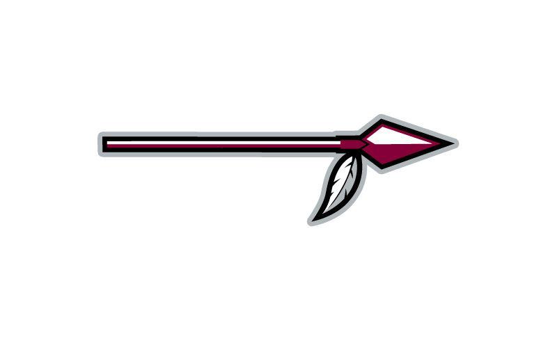 Arrowhead clip art clipartfest. Arrow head clipart