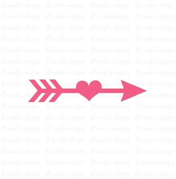 Arrow hear clipart library Arrow heart clipart » Clipart Portal library