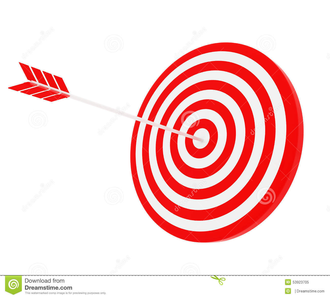 Arrow hitting target clipart clip art free stock Hit the target clipart - ClipartFest clip art free stock