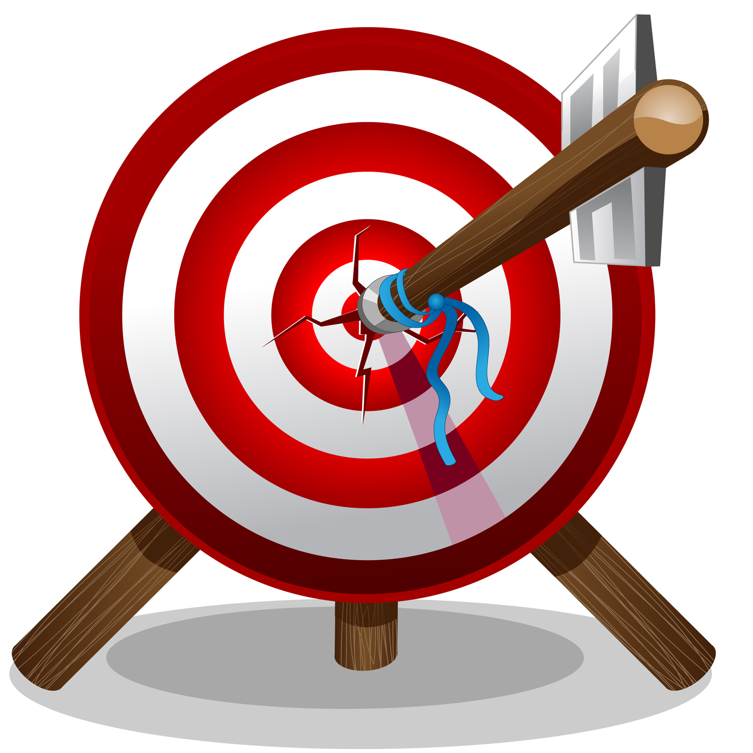 Arrow hitting target clipart jpg free download Arrow hitting target clipart - ClipartFest jpg free download