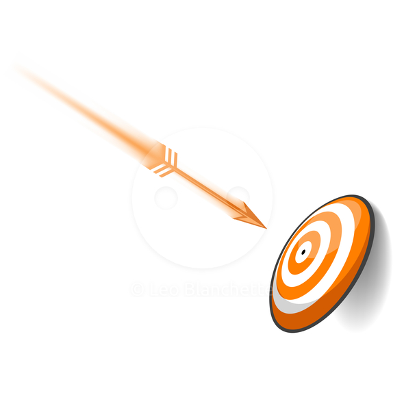 Arrow hitting target clipart royalty free stock Arrow hitting target clipart - ClipartFest royalty free stock