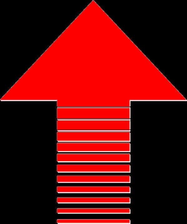 Arrow image. Clipartfest top direction pattern