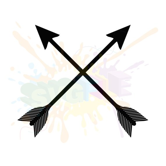 Arrow in flight clipart royalty free Tribal Arrow SVG Files, Arrow SVG, Arrows Svg, SVG, Arrow Clipart ... royalty free