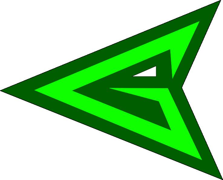 Picture of arrow jpg free Green Arrow Emblem by van-helblaze on deviantART | Fun Stuff ... jpg free