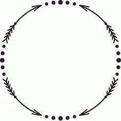 Arrow monogram circle clipart jpg library library Arrow monogram circle clipart - ClipartFest jpg library library