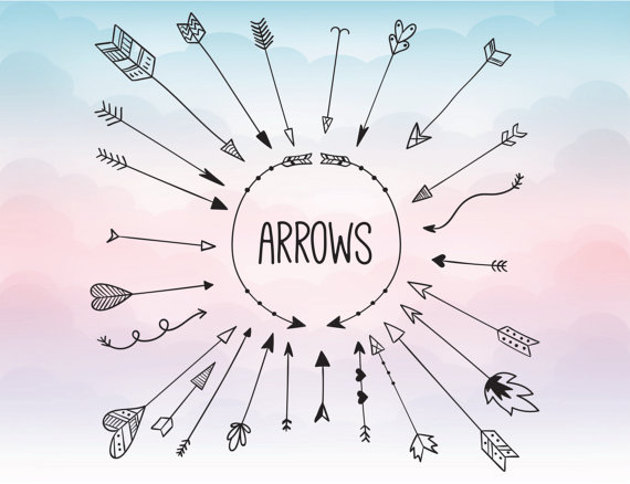 Arrow monogram circle clipart picture Arrow svg clipart Arrow Monogram Svg Circle Arrow Svg picture