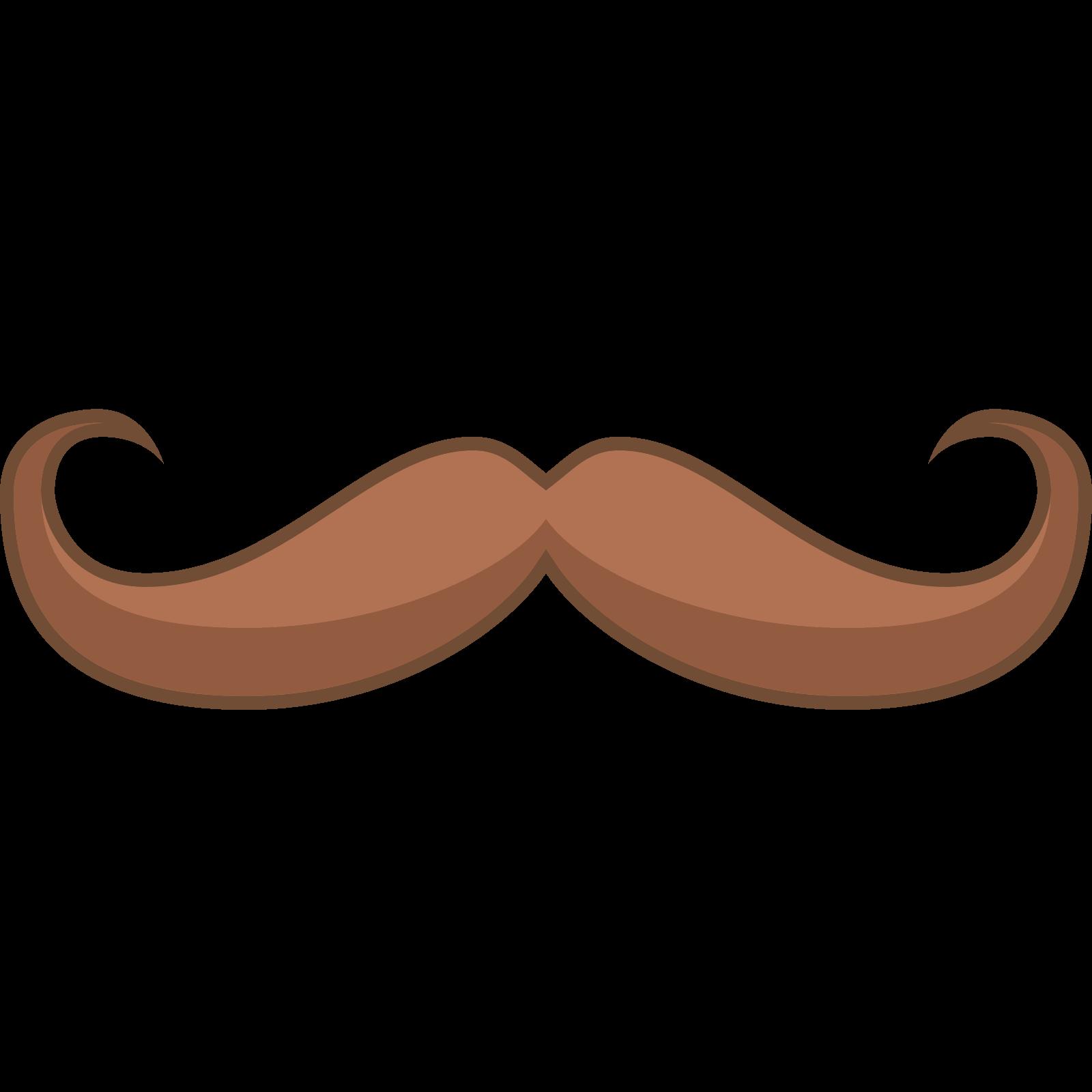 Arrow mustache heart clipart picture black and white download Handlebar Mustache Icon - free download, PNG and vector picture black and white download