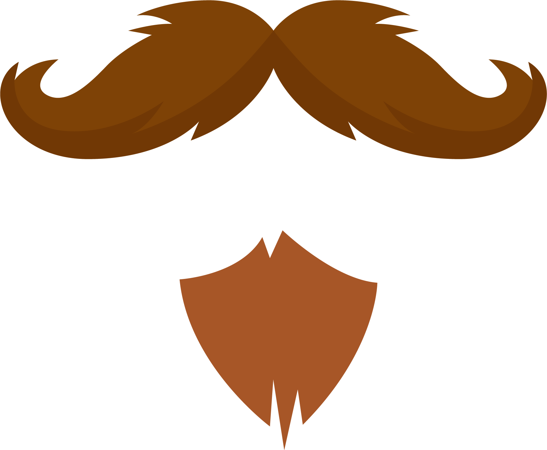 Beard Transparent PNG Pictures - Free Icons and PNG Backgrounds svg black and white