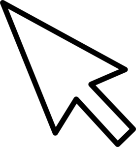 Pointers clipartfest mouse clip. Arrow pointer clipart