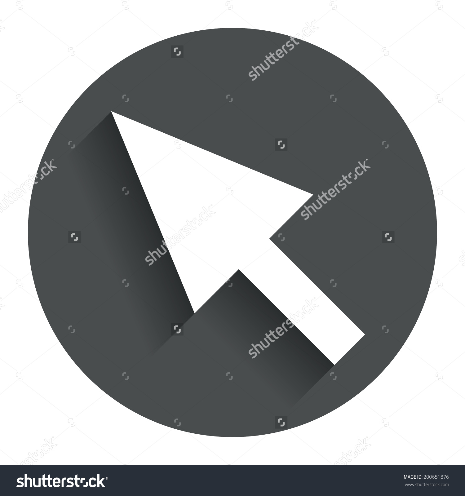 Arrow pointer clipart modern. Clipartfest drawing gg save