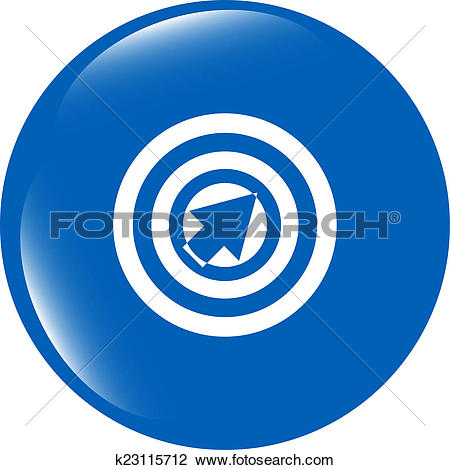 Arrow pointer clipart modern. Stock photo of mouse