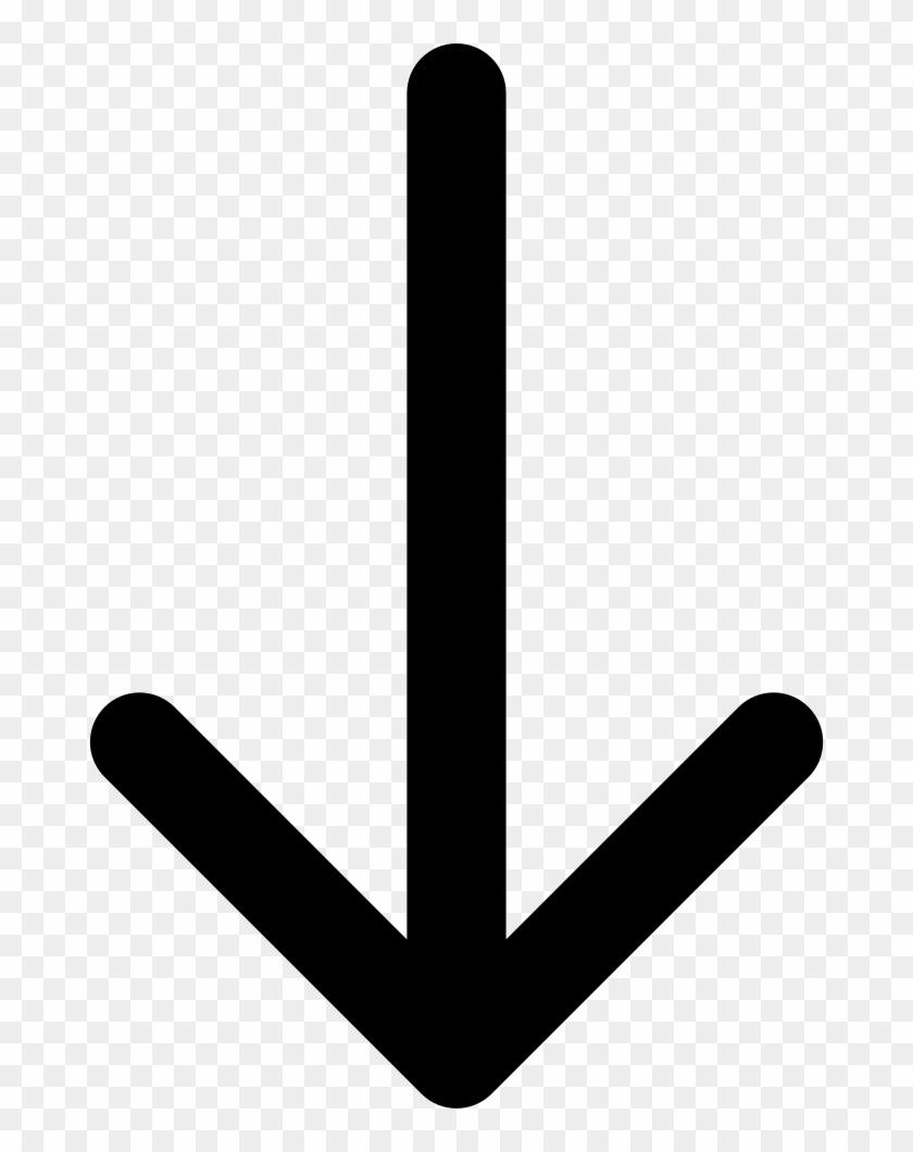 Arrow pointing to hair clipart clip transparent download Arrow Pointing Down Png - Arrow Pointing Down Icon, Transparent Png ... clip transparent download