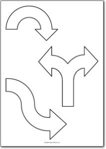 Arrow printables clip art black and white library Free Printables, free printable templates clip art black and white library