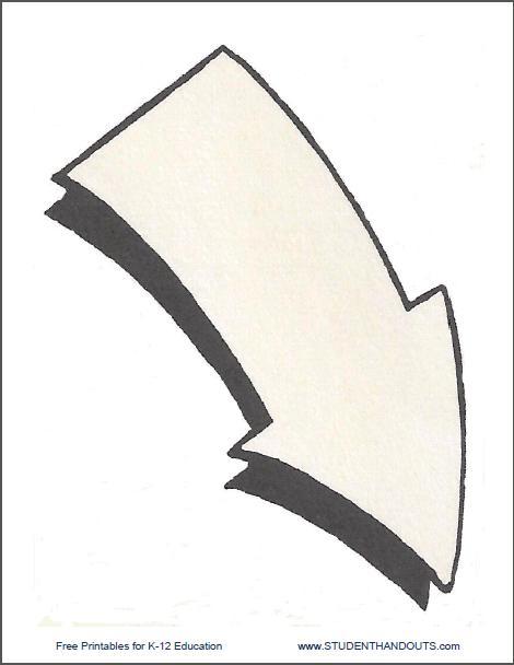 Arrow printables svg freeuse Arrow printables - ClipartFest svg freeuse