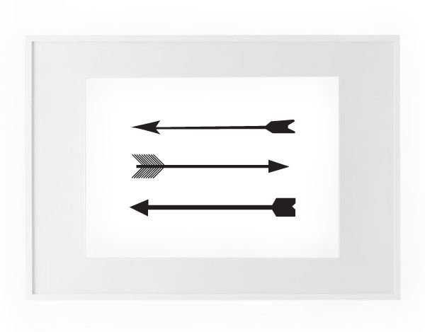 Arrow printables picture download 17 Best images about free printables on Pinterest   Trader joe's ... picture download