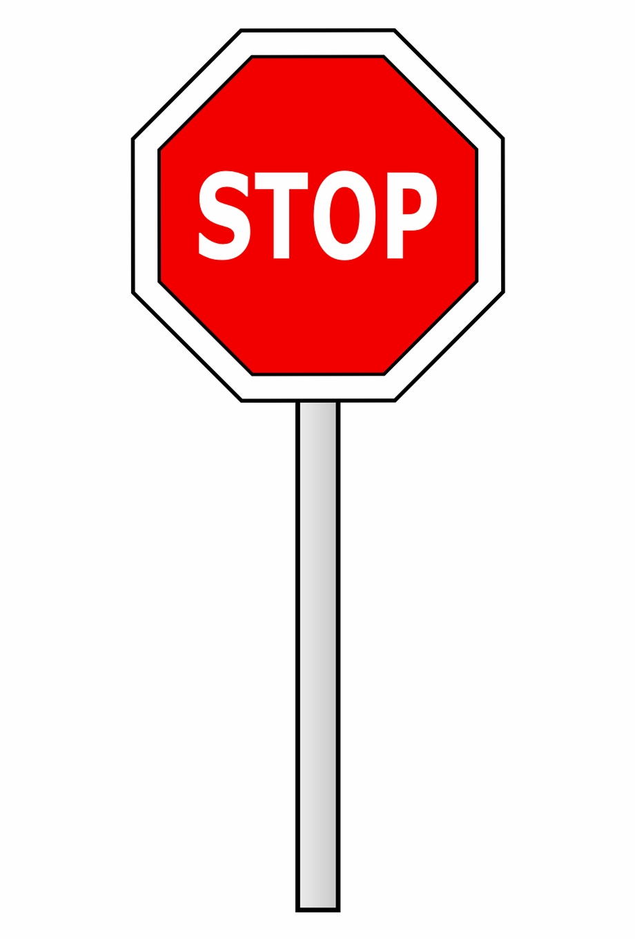 Arrow road stop sign clipart banner library stock Stop Signal Traffic Road Street Png Image - Stop Sign Clipart Png ... banner library stock