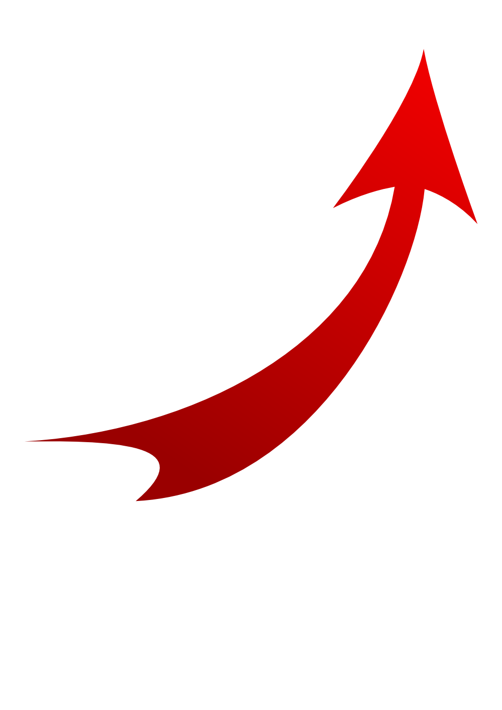 Arrow with curved clipart clip art free Red Curved Arrow - Cliparts.co clip art free