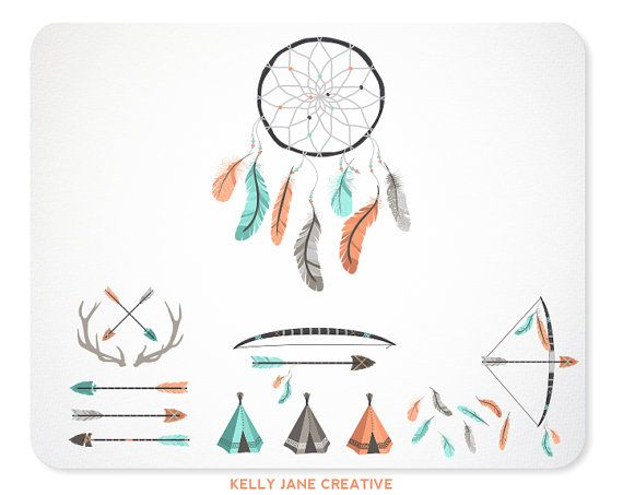Arrow with feather clipart black and white library 1000+ images about tribal on Pinterest | Bird feathers, Clip art ... black and white library