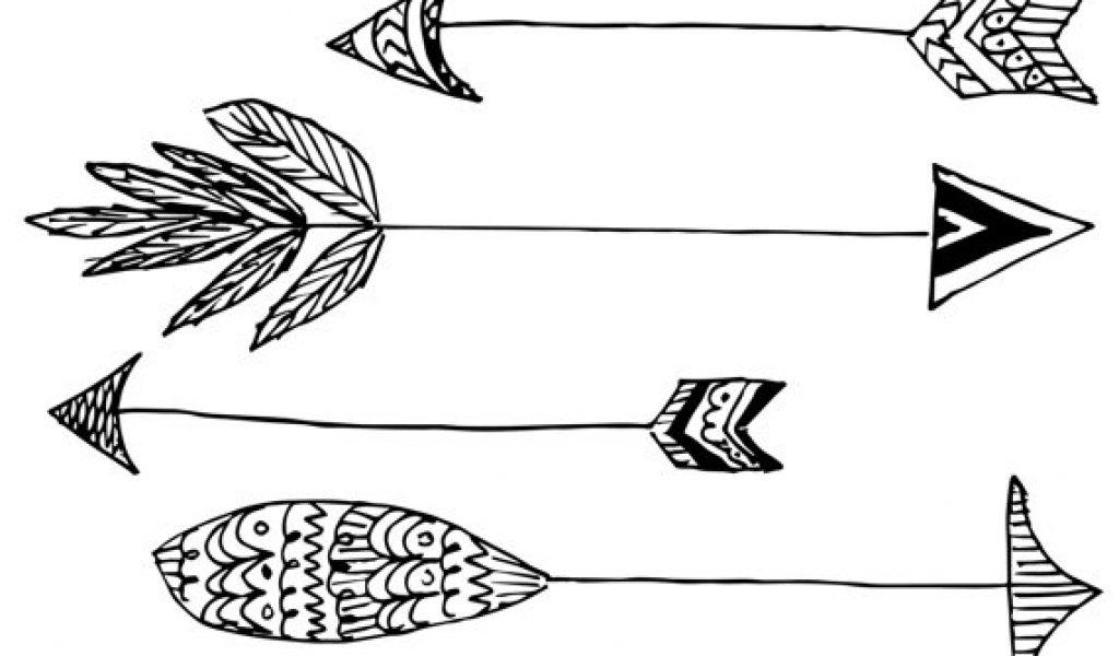 Clipartfest clip art arrows. Arrow with feathers clipart